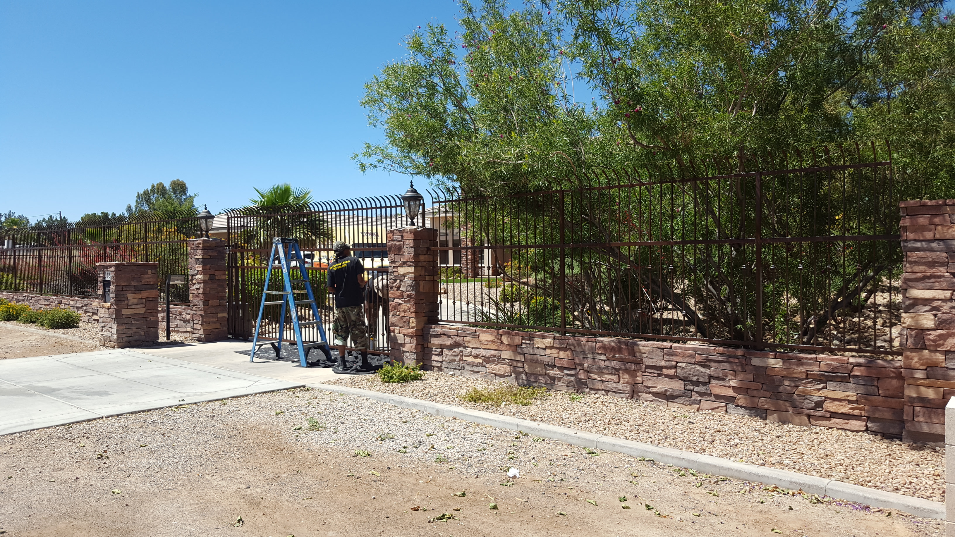 Residential Fence & Gate