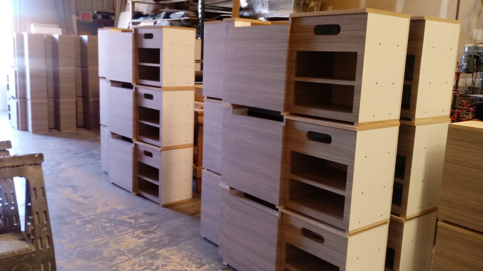 250 Vanities Fabrication