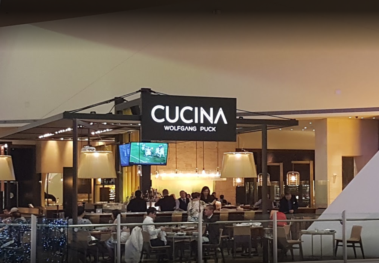 Cucina by Wolfgang Puck