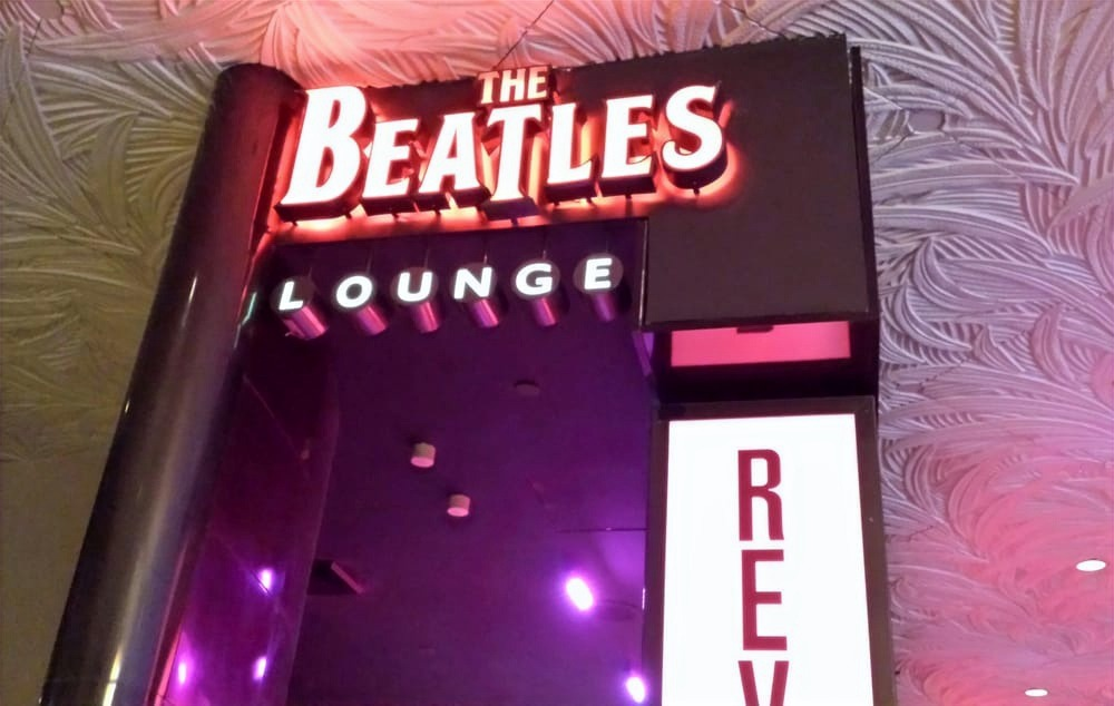 The Beatles REVOLUTION Lounge
