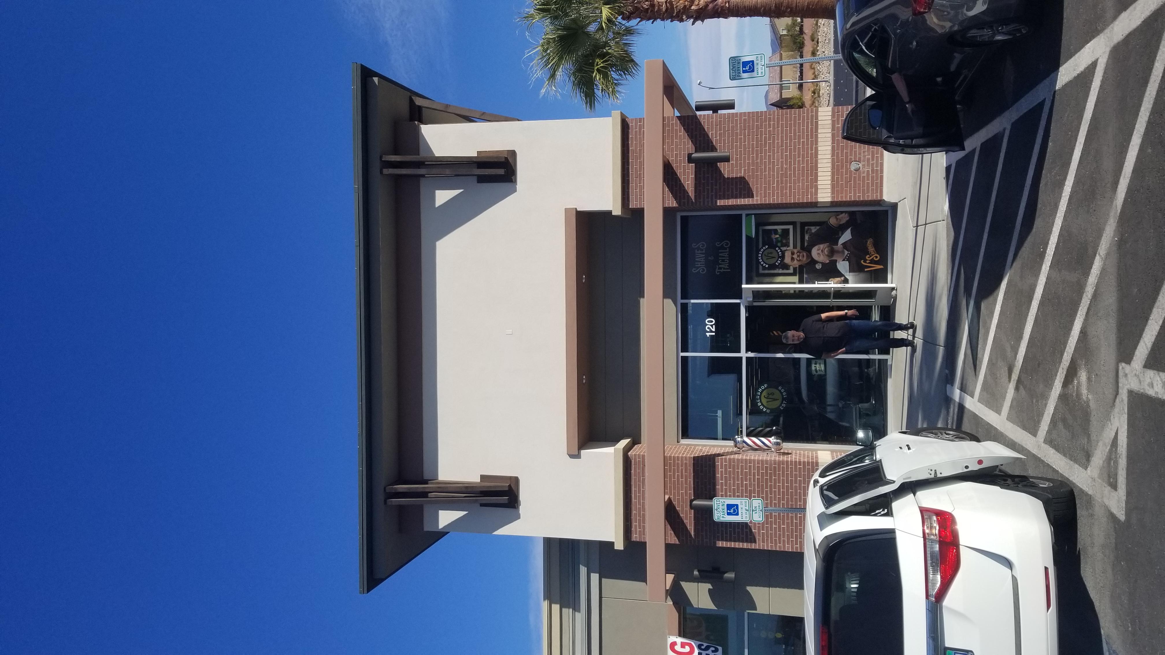 V's Barbershop134246