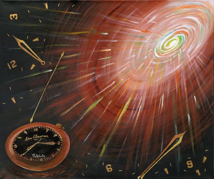 Relativity web