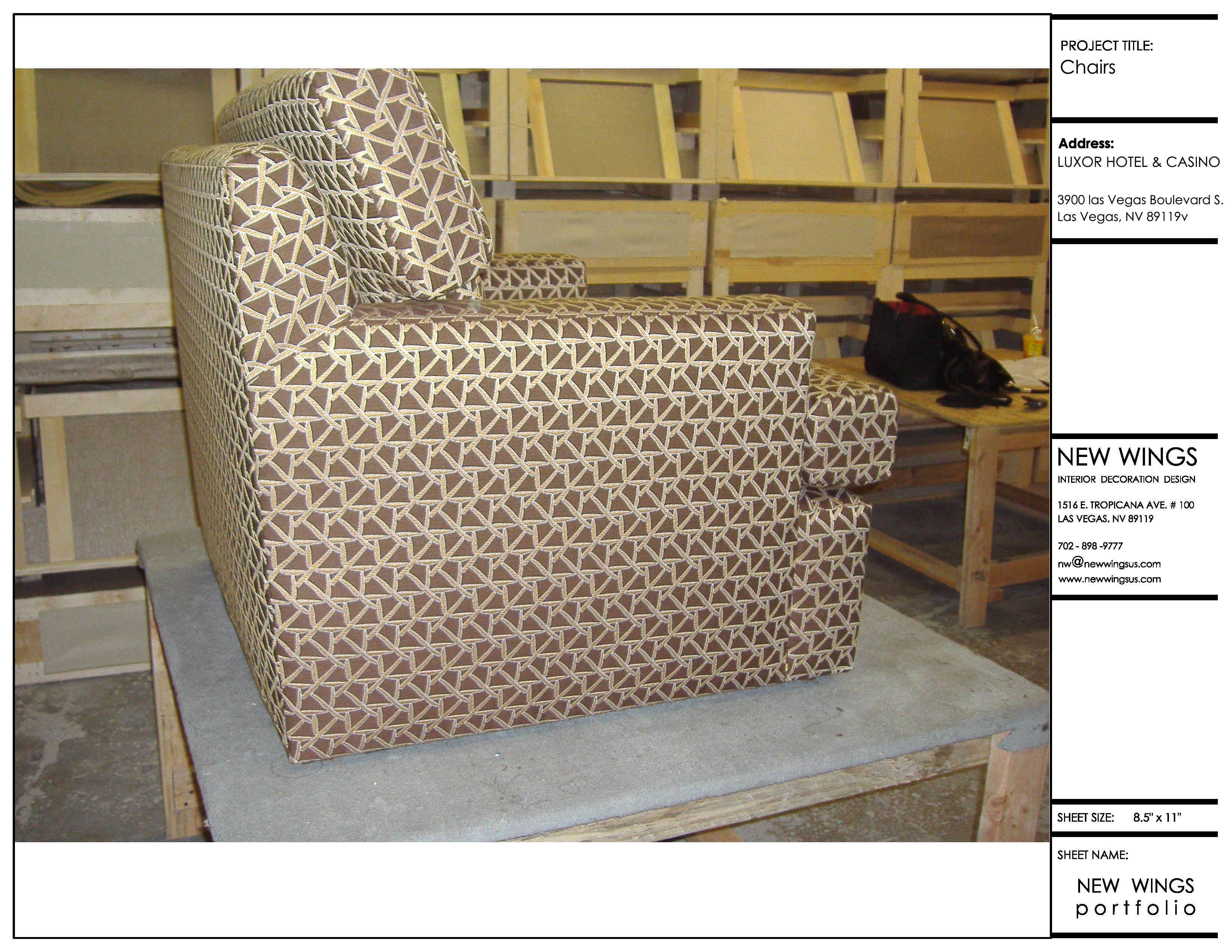 Sofa Fabrication