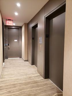 10 - Apt. Floor Elevator Lobby