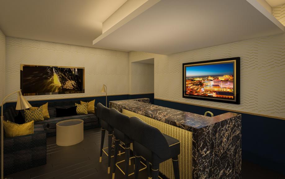 TV Frame @ Suites