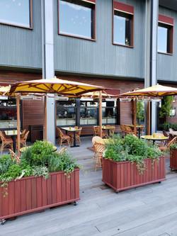 4 - Pier 17 Restaurant