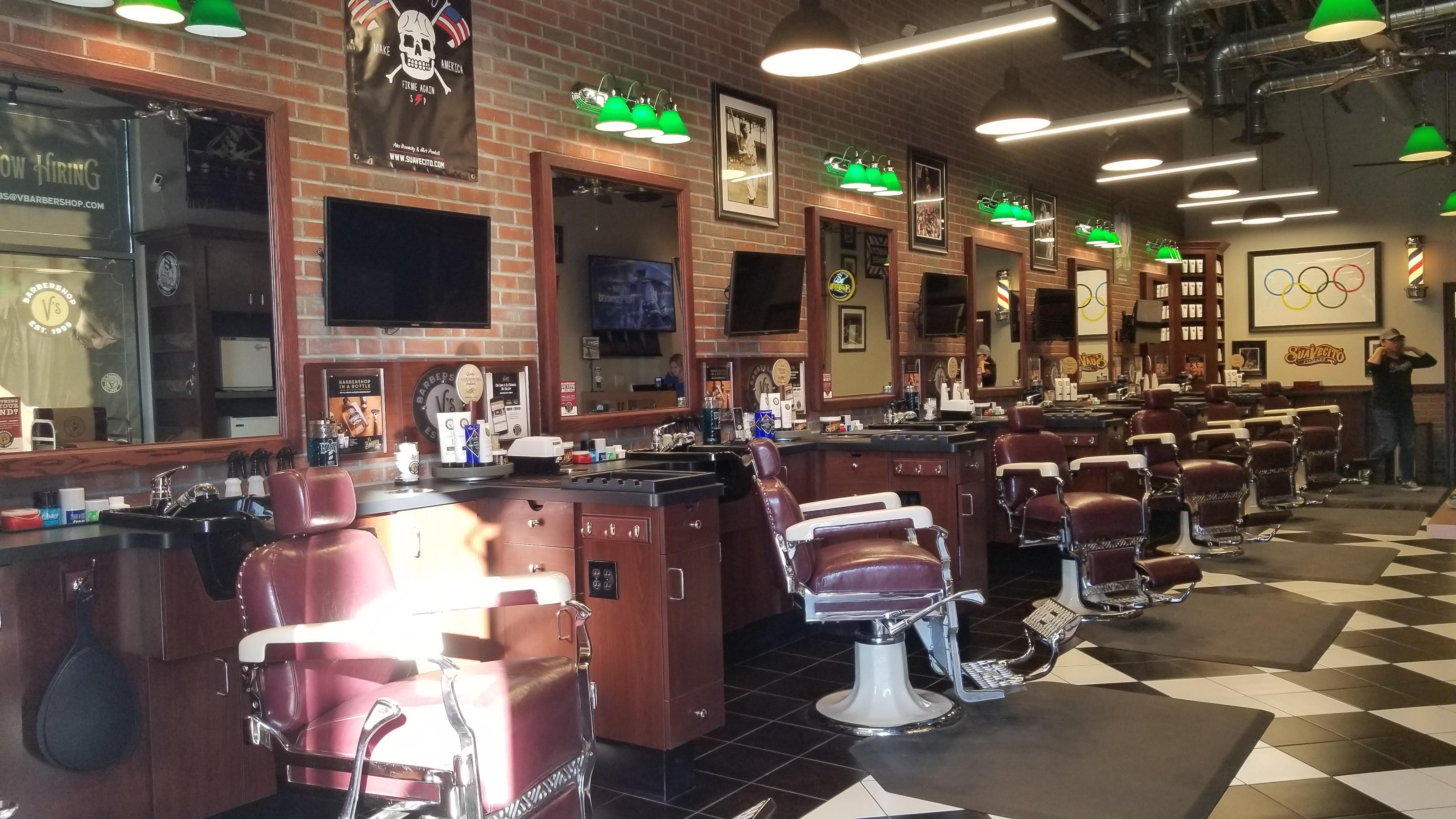 V's Barbershop