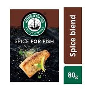Robertsons Refill Spice For Fish 80g