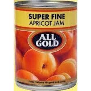 450g Apricot Jam - Superfine(All Gold)