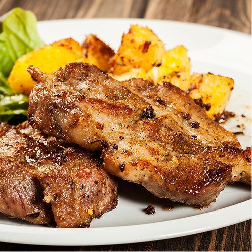 Pork Shoulder Chops 550g
