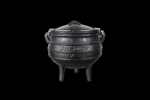 Best Duty #4 (3 Legs)  Cast Iron Pot (13.72 kg)