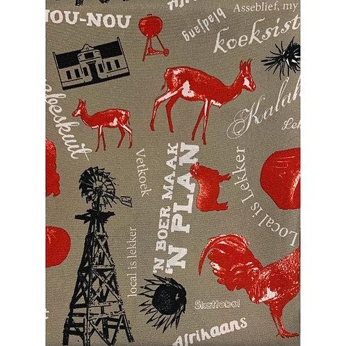 Tablecloth Option C5 (250cm x 150cm)
