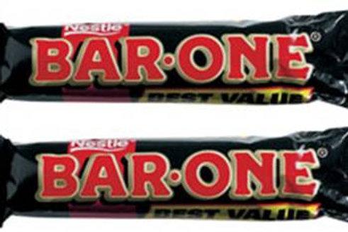Bar One Chocolate Bar