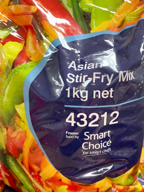 Stirfry Vegetables Asian Smart Choice 1kg