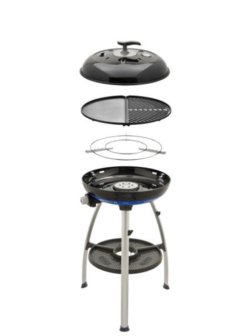 CADAC CARRY CHEF 2 BRAAI WITH REGULATOR (Skottel Top Excluded) (15kg)