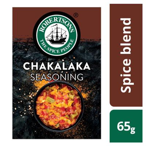 Robertsons Chakalaka Seasoning 65g