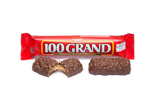 100 Grand Chocolate Bar 42.5g