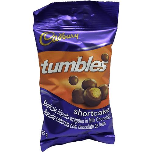 Cadbury Tumbles Shortcake 65g