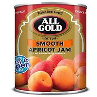 900g Apricot Jam - Smooth(All Gold)