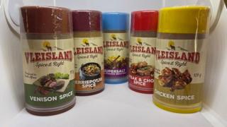 Vleisland spices