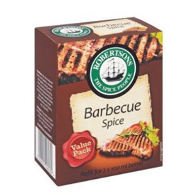 128g Robertsons BBQ Spice Refills