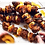 Thumbnail: +/- 654g Traditional South African Sosaties(3x skewers)