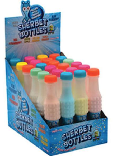 Sherbert Bottles x 2
