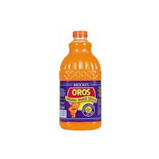 2l Brookes Oros Orange