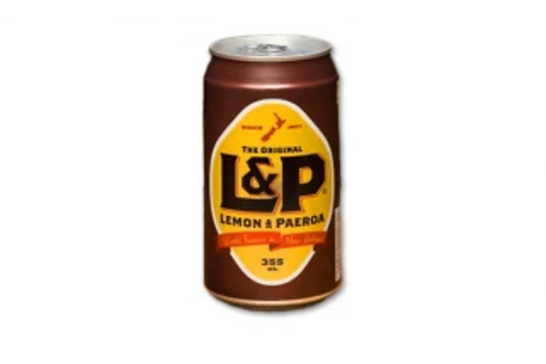 L & P 375ml