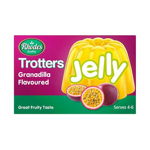Jelly Granadilla Trotters 80g