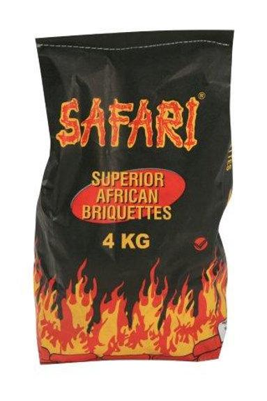 4Kg Safari Briquettes