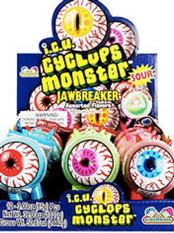 Cyclop Monster Jawbreakers 85g