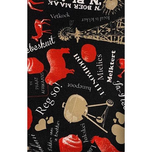 Tablecloth Option C7 (250cm x 150cm)