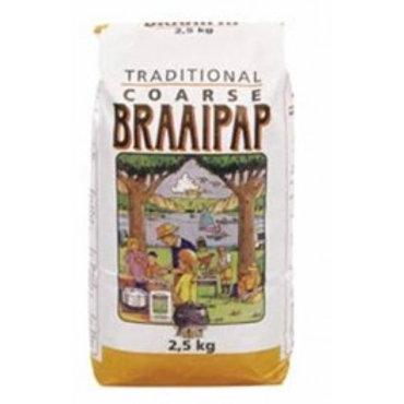 Premier Traditional Coarse Braaipap 2.5 kg