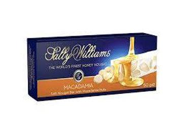 Sally Williams Macadamia Nougat 50g