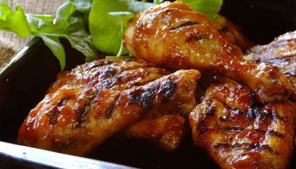 Butterflied Chicken