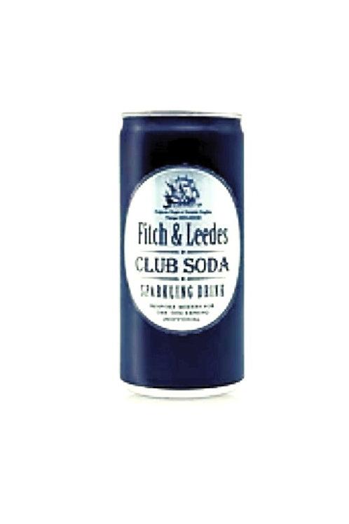 Fitch & Leedes - Club Soda 200ml