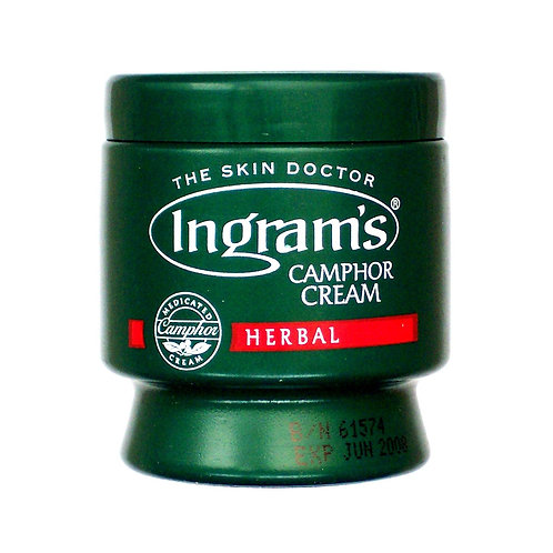 150g Ingram's Herbal Campher Cream