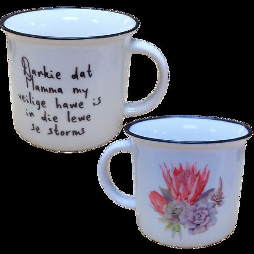 #8 Coffee Mug 350ml