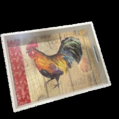 Chicken design Tray