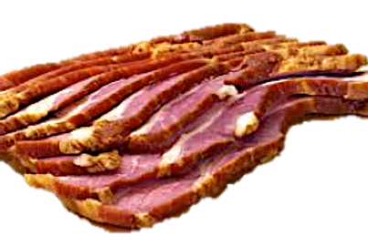 Thick, Smoked, Streaky Bacon