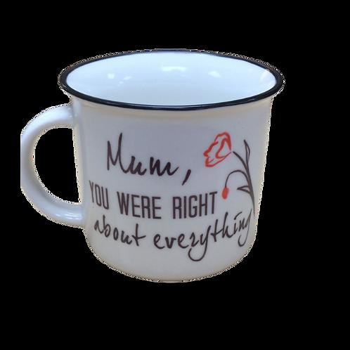 #6 Coffee Mug 350ml
