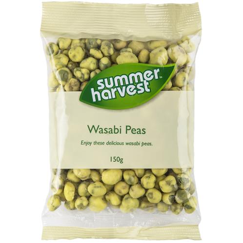 150g Summer Harvest Wasabi Peas