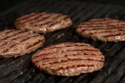 1kg Hamburger patties (boerewors flavour)