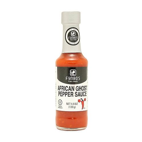 Fynbos African Ghost Pepper Sauce 130g HOT!