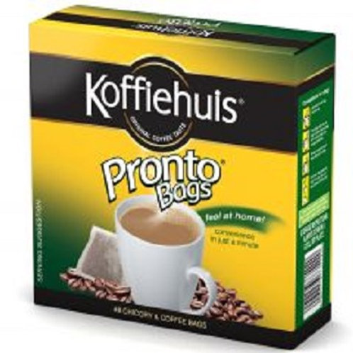 Koffiehuis Pronto Bags 250g (48 bags)