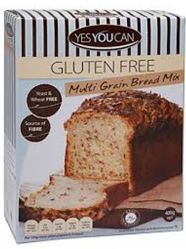 400g Yes You Can Glutenfree Multigrain Bread