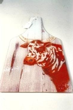 Glass Cutting Board Nguni