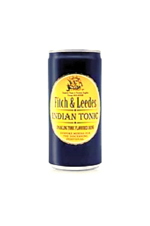 200ml Fitch & Leedes Indian Tonic