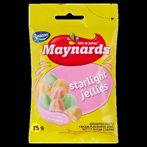 Maynards Starlight Jellies 125g